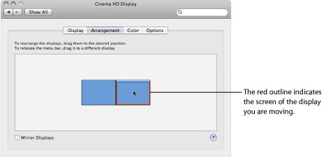 Display System Preferences